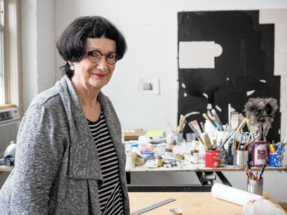 Starting from Scratch: Considerate of every mark, painter Jo Smail lets go of what she thinks she knows