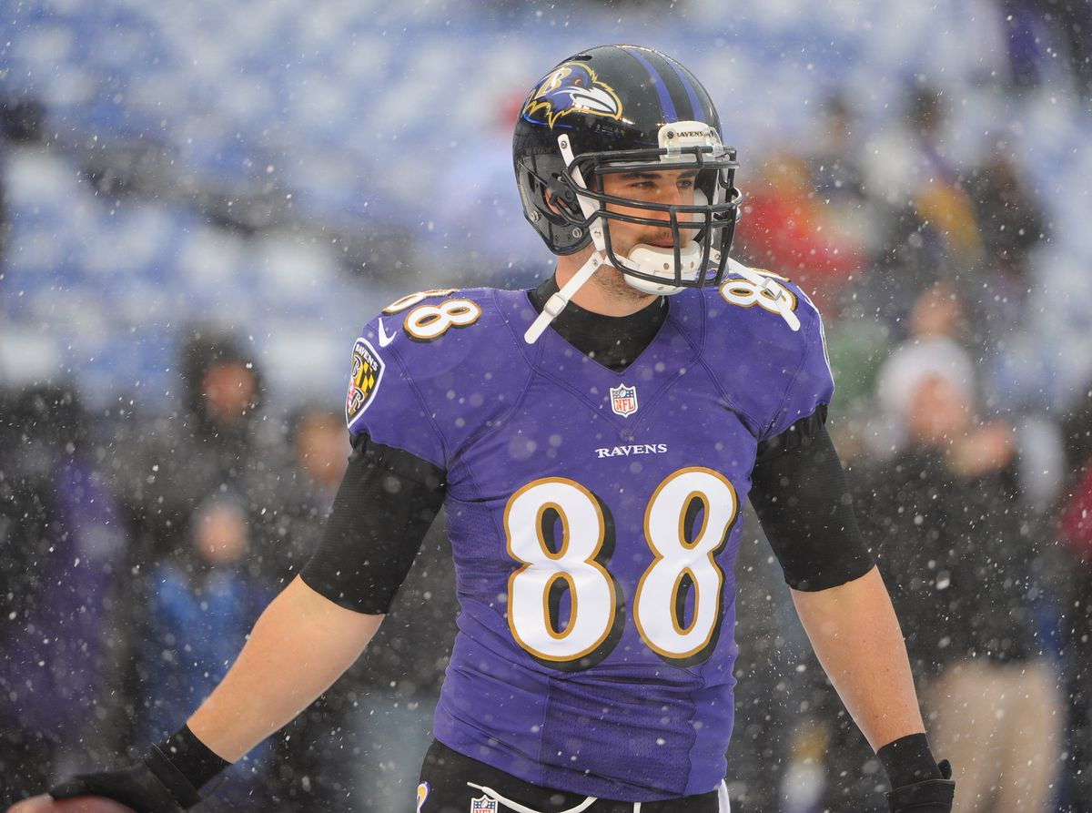 Ravens tight end Dennis Pitta takes impressive path to recovery ...
