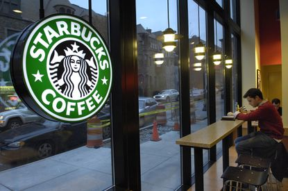 Starbuck is testing out coffee ice cubes at its shops in Baltimore and St. Louis.