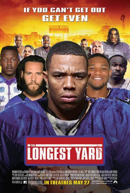 "Best ""Longest Yard"" Remake - Offseason Ravens"