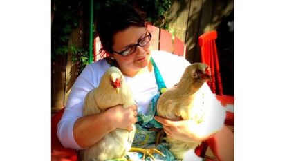Sunday: Post-Show Event: Chickens in the City
