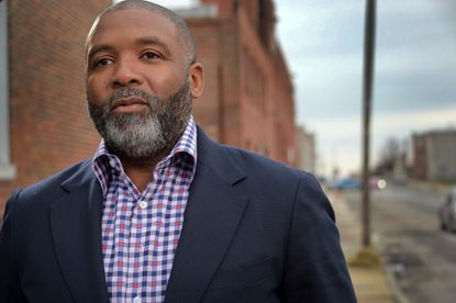 "The Rev. Donte Hickman believes Baltimore should welcome a visit from President Donald J. Trump is it means money for ""Opportunity Zones"" in distressed neighborhoods."