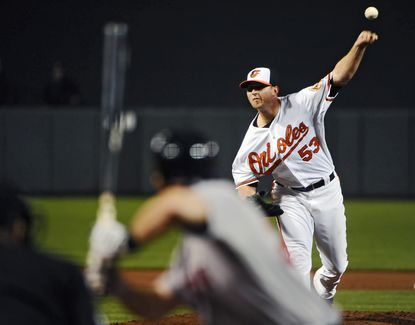 It's easy to forget that a year ago, Zach Britton wasn't sure if he'd have a future with the Orioles, let alone a role as the team's closer.