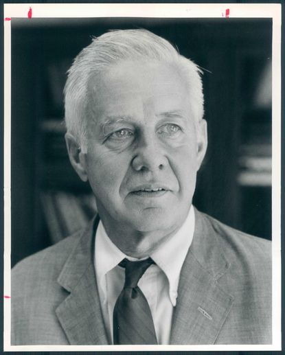 Robert D.H. Harvey, of Towson, served as chairman and CEO of Maryland National Corp.