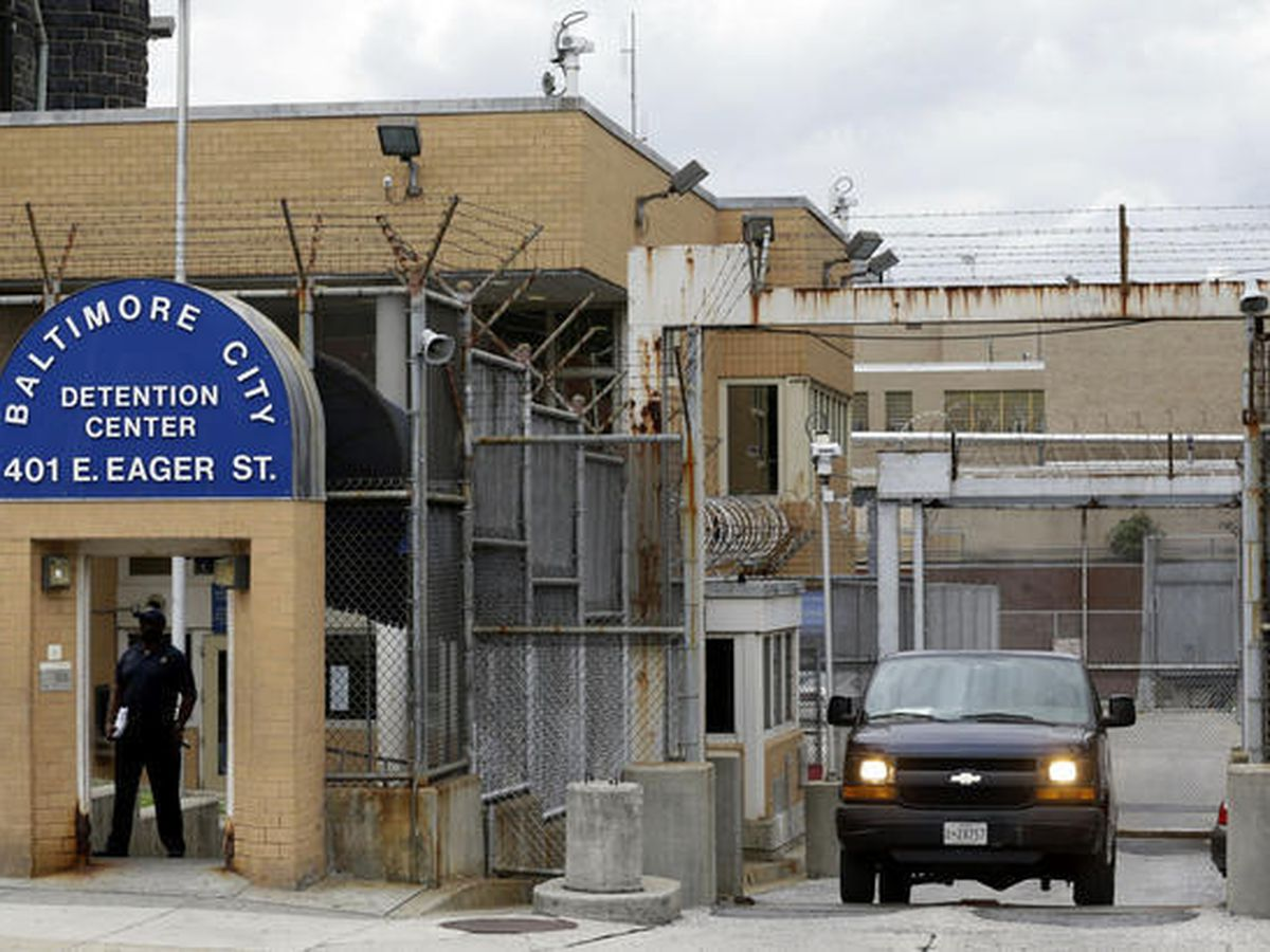 State opens $35 million youth detention facility in Baltimore