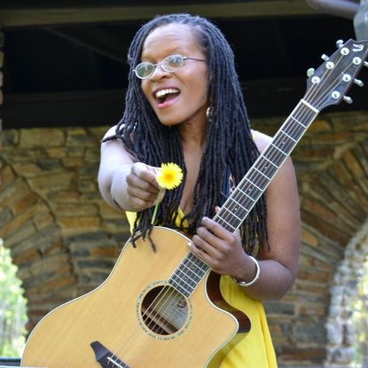 """On Jan. 20, Martin Luther King, Jr., Day, """"Songs of the Civil Rights Movement,"""" by singer, songwriter and self-proclaimed """"child of the universe,"""" LEA, will be presented at the Carroll Arts Center. This musical tribute to Dr. Martin Luther King, Jr., includes classic gospel, folk, rock, jazz and blues tunes that are the soundtrack for a generation."""