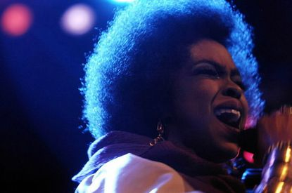 Lauryn Hill at Rams Head in February