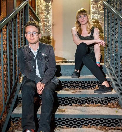 Wye Oak playing the Ottobar in June