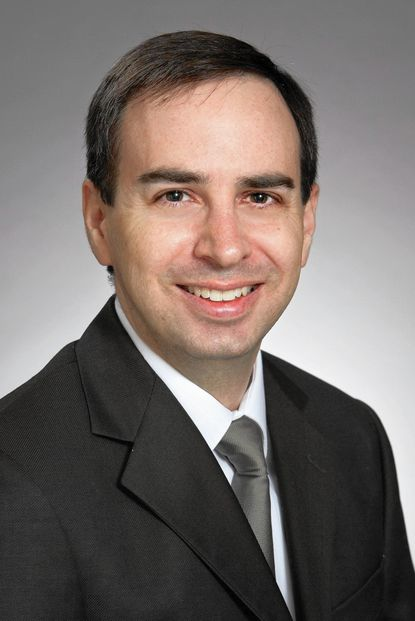 Carroll Hospital's June Physician of the Month, Dr. David Taylor - Original Credit: Courtesy Photo