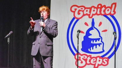 "The Arc of Carroll County is hosting a chance to blow off some political steam with its annual Capitol Steps fundraiser on Saturday, Nov. 23 at Winters Mill High School in Westminster. President Donald Trump, Democratic presidential candidates Elizabeth Warren and Joe Biden and other national political figures are likely to be skewered by the group whose motto is, ""We put the Mock in Democracy."""