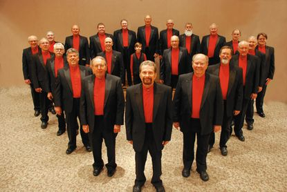Chorus offers concert of playlist favorites