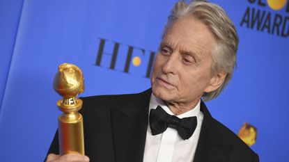 Taking something extra away from 'Kominsky' win at Golden Globes