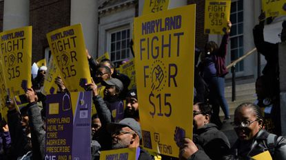 Delegates, senators to work out details on raising Maryland's minimum wage to $15