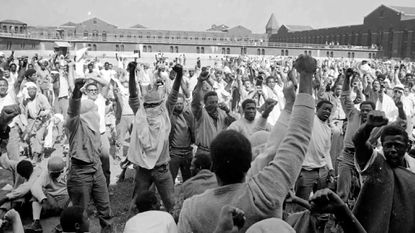 """Wednesday: """"Blood in the Water: The Attica Prison Uprising of 1971 and Its Legacy"""""""