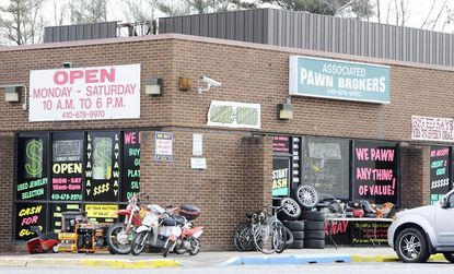Holding period required for Harford pawn transactions