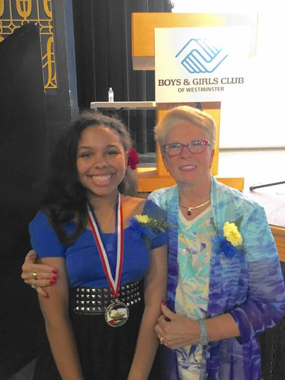 Boys & Girls Club of Westminster honors youth members