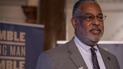 Two Baltimore city councilmen on Monday sent a letter to City Solicitor Andre Davis, pictured, about concerns over his management of the Civilian Review Board.