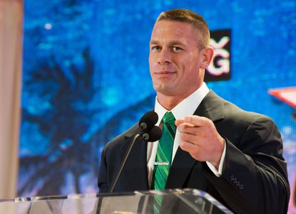 John Cena faces Randy Orton again at Hell in a Cell.