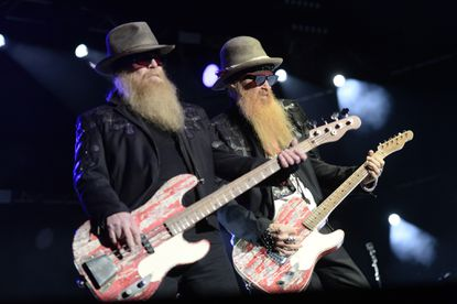 ZZ Top bring a kind of perfection to Wolf Trap