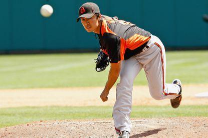 Tsuyoshi Wada struggles in Triple-A outing