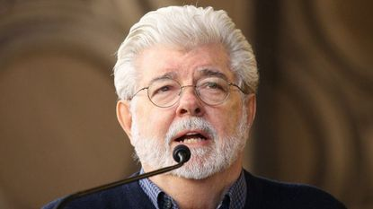 Filmmaker George Lucas will be getting an honorary degree from Johns Hopkins University.
