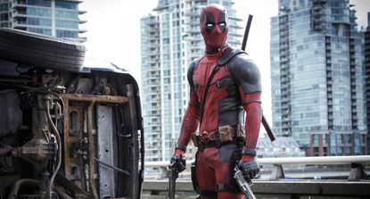 'Deadpool' is the 'Airplane' of self-serious superhero movies