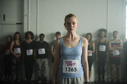 'Teen Spirit' review: Elle Fanning plays a dull pop wannabe, but she can sing