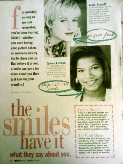 The strange world of '90s teen magazines [Commentary] - Baltimore Sun