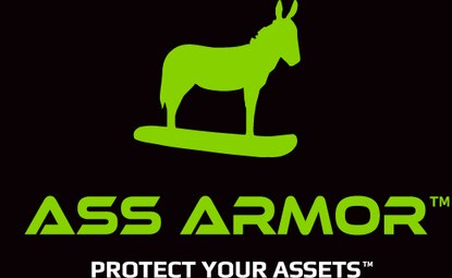 Under Armour has sued Ass Armor, saying its name and tagline infringe on its trademark.