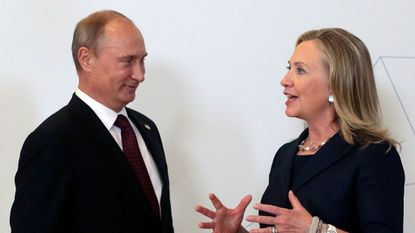 Did Hillary Clinton collude with the Russians to influence the election? No.