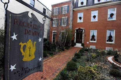 Rachael's Dowry in Ridgely's Delight is among the Top 10 U.S. bed and breakfasts, according to TripAdvisor.