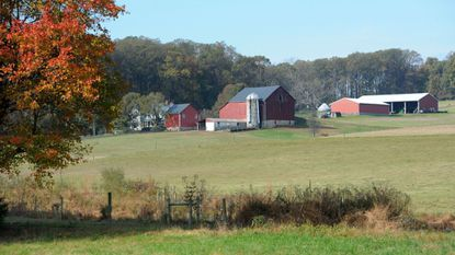 "A scenic view of Rigdon Farms in Jarrettsville. ""We need to do more to protect our farming industry and to encourage our youth to consider the farm life,"" Harford Del. Lauren Arikan writes. We're still not doing enough, she says."