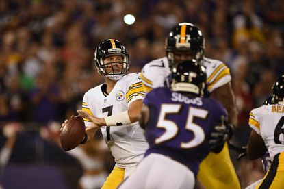 Weakened Ravens secondary prepares to face Ben Roethlisberger, who's on a hot streak