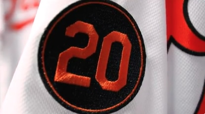 The Orioles will wear a jersey patch commemorating Hall of Famer Frank Robinson during the 2019 season.