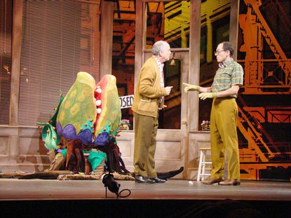 'Little Shop' by Infinity Theatre is good enough for Broadway