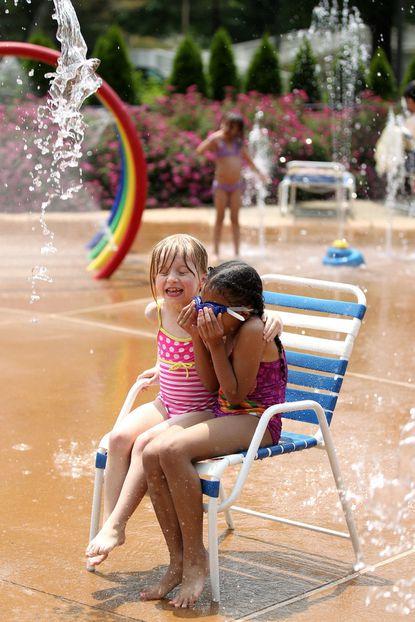 Columbia Association Swansfield pool