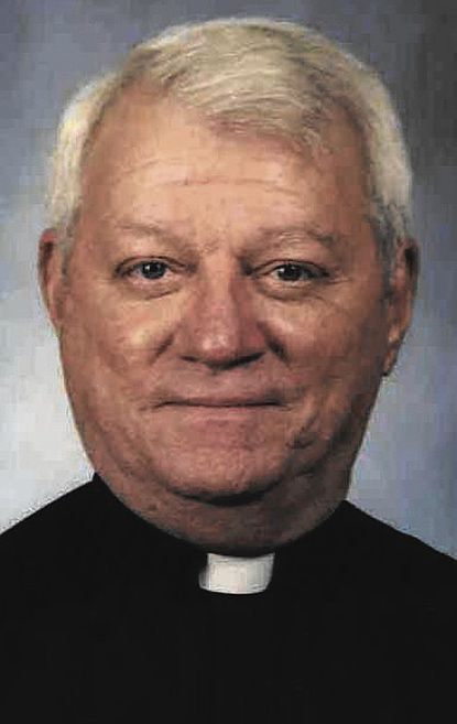 The Rev. Richard Schmidt, S.J. was prefect of discipline at Loyola Bllakefield High School.