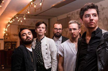 Baltimore indie-rock act Super City, featuring Ian Viera, Dan Ryan, Jon Birkholz, Brian Brunsman and Greg Wellham, will perform at Light City Baltimore.