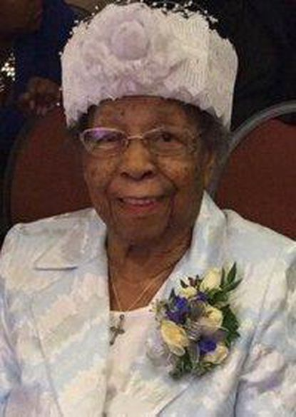 Lillian E. Thomas attended Cherry Hill Community Presbyterian Church, and became a member of New Shiloh Baptist Church, where she was a deaconess and was active in many groups.