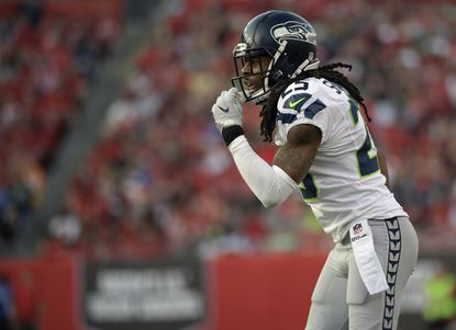 Richard Sherman and the Seattle Seahawks might Bears' fans best bet for an alternative team to root for during these NFL playoffs.