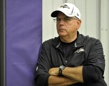 Defensive coordinator Dean Pees' secondary needs to make strides as the Ravens emerge from their bye week.
