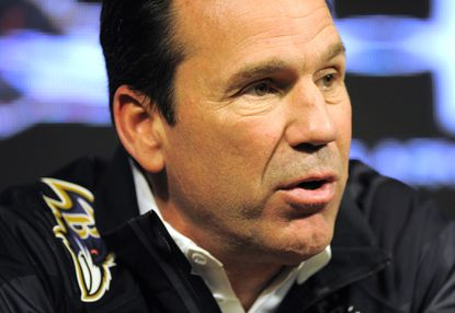 New Ravens offensive coordinator Gary Kubiak is putting his stamp on the team's playbook this offseason.