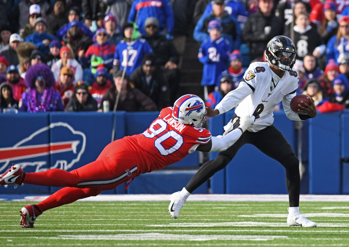 Five Things We Learned From The Ravens 24 17 Win Over The Buffalo Bills Baltimore Sun