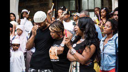 Family, police experts, and activists challenge the official scenario in shooting death of Baltimore County woman