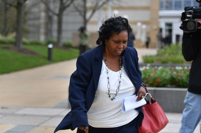 Former Delegate Tawanna Gaines pleaded guilty to federal wire fraud last year.