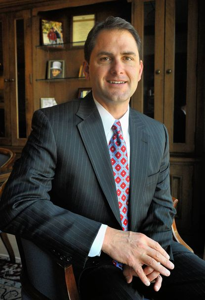 Daniel J. Schrider is president and CEO of Sandy Spring Bank.