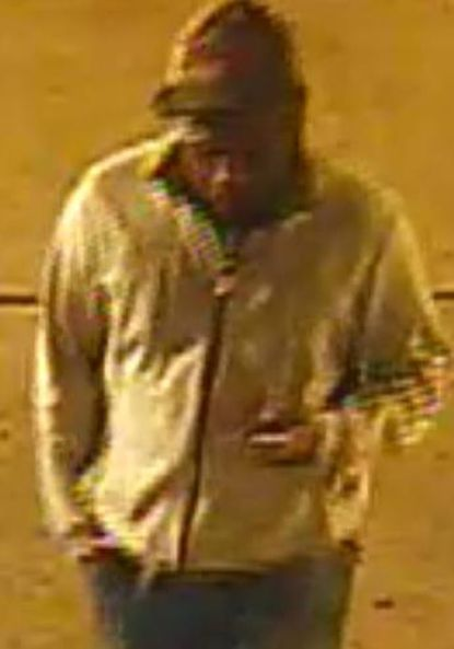 Police believe this man robbed two people at gunpoint in the parking garage of the Maryland Live casino.