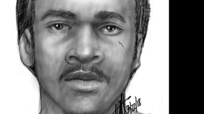 Police have released a composite sketch of a suspect who they say attempted to sexually assault a woman at a bus stop in West Baltimore.
