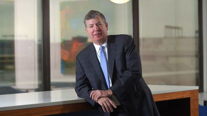 Miles & Stockbridge chairman and CEO John Frisch is a 2019 inductee into The Baltimore Sun's Business and Civic Hall of Fame.