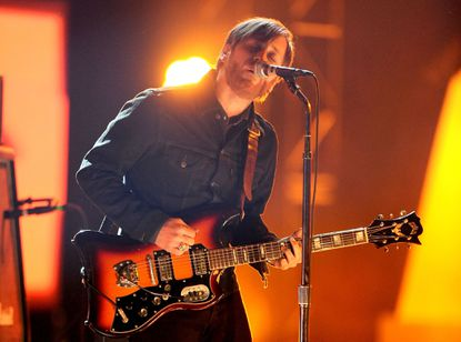 Dan Auerbach of The Black Keys performs in Los Angeles last month. The Black Keys will perform at this year's Coachella.